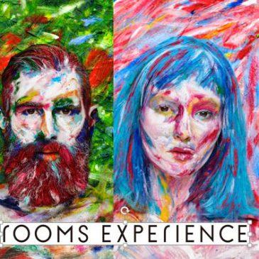 2/21(水)~23(金)に「rooms EXPERIENCE」に出展します!